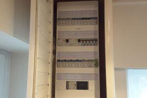 Veilige installatie zekeringskasten